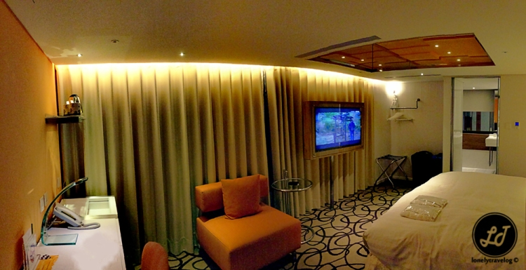 Review Green World Hotel Zhonghua Taipei Lonely Travelog