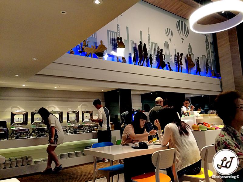 Review Green World Hotel Zhonghua Taipei Lonely Travelog
