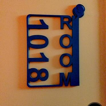 Greenworld hotel zhong hua Room 1018