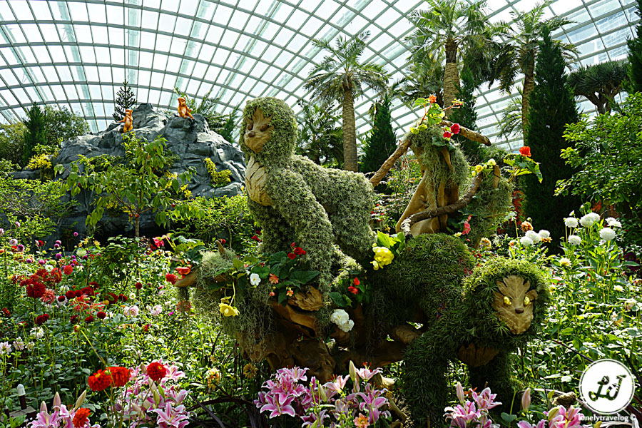 Ordinaire Garden By The Bay Flower Festival