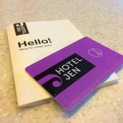Club King Room - Hotel Jen Orchard Gateway
