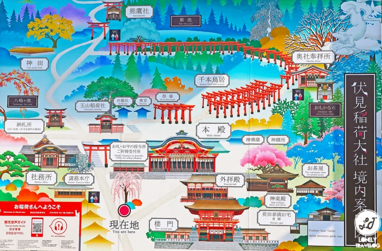 Fushimi Inari Map LT - Copy