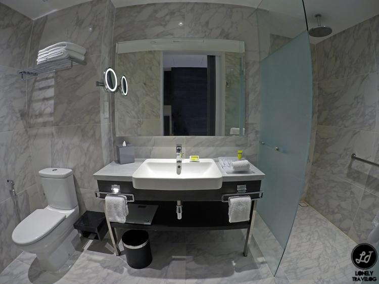 Element Kuala Lumpur by Westin - Bathroom