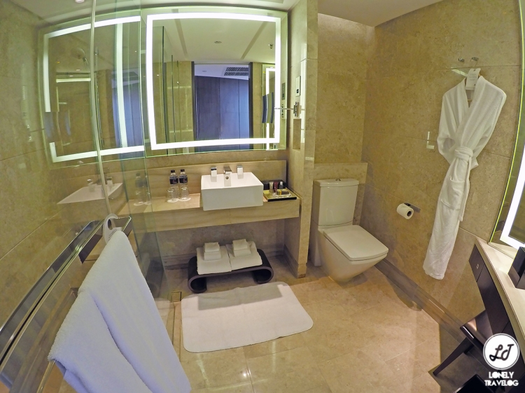 Singapore Marriott Tang Plaza Hotel