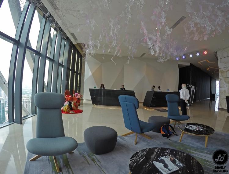 Element Kuala Lumpur by Westin - Lobby