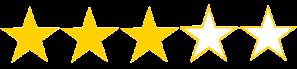 New 3 stars