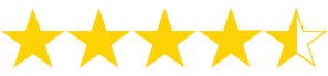 New 4.5 Stars