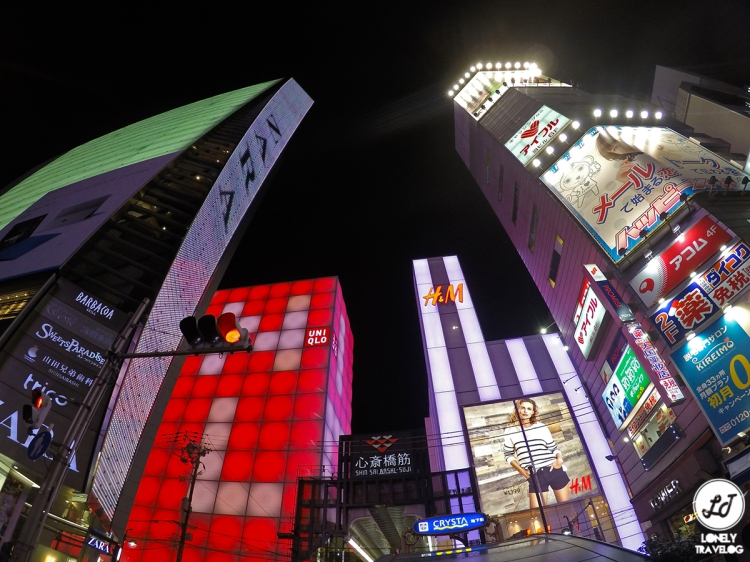 Dotonbori - Night
