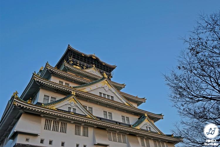 Osaka Castle (3)