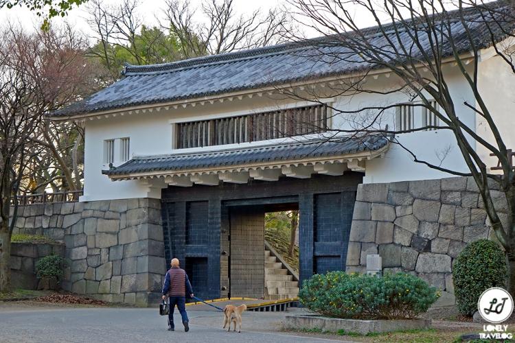 Osaka Castle (4)