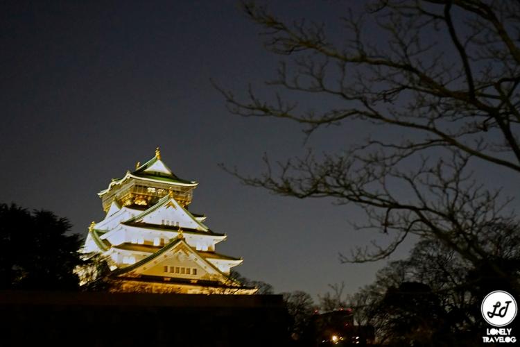 Osaka Castle (6)