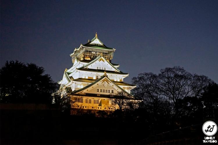 Osaka Castle (8)