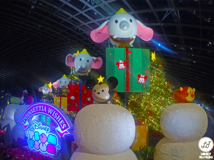 Disney Tsum Tsum at Gardens by the Bay