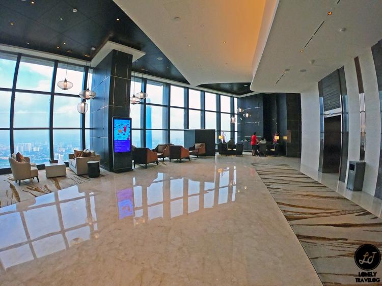 Banyan Tree Kuala Lumpur - Lobby