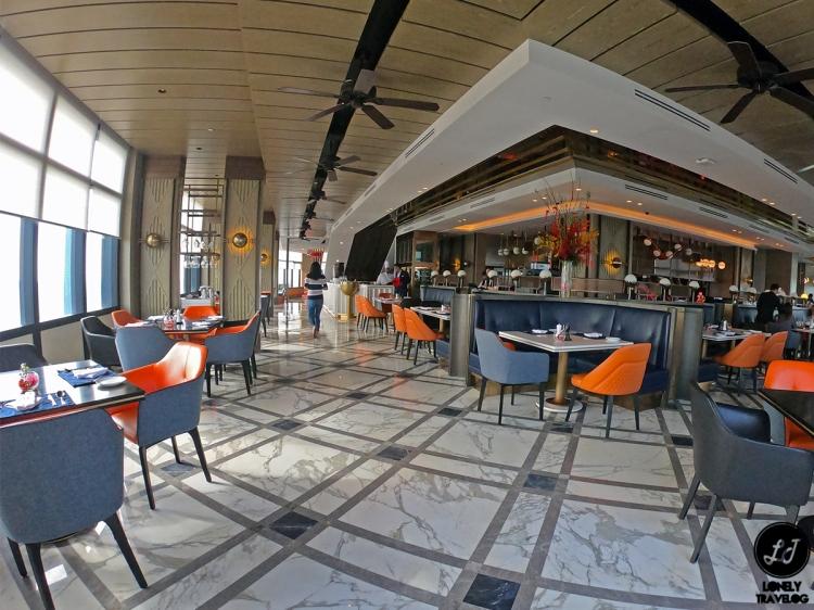 Banyan Tree Kuala Lumpur - Horizon Grill