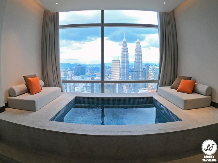 Banyan Tree KL Plunge Pool