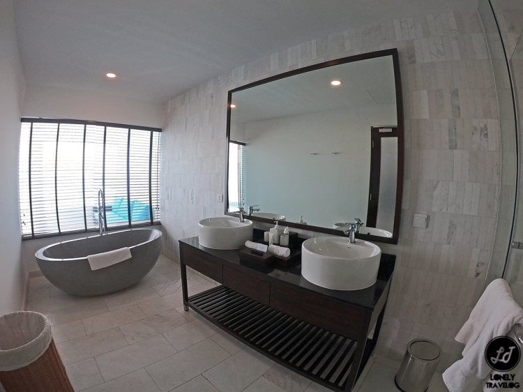 Montigo Resorts Nongsa - Bathroom