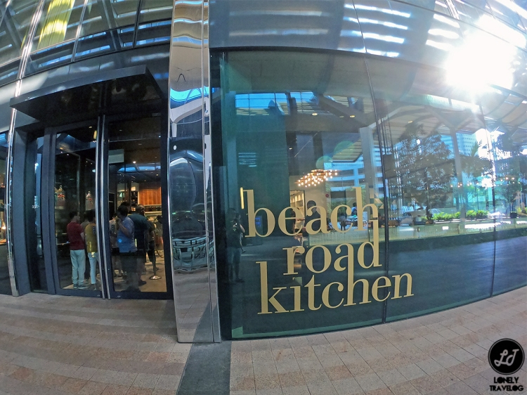JW Marriott Hotel Singapore South Beach [beach road kitchen]