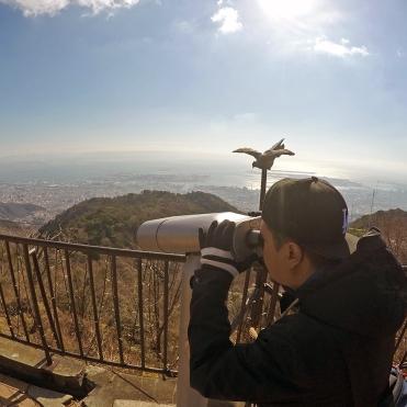Tenran Observatory - Mt. Rokko