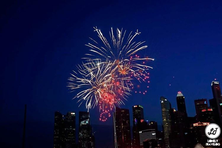 Countdown Fireworks