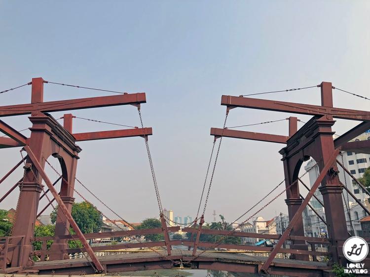 Kota Intan Bridge Jakarta