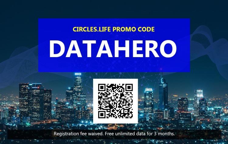 Circles Life Promo Code - DATAHERO